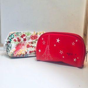 Set of 2 Makeup Bags